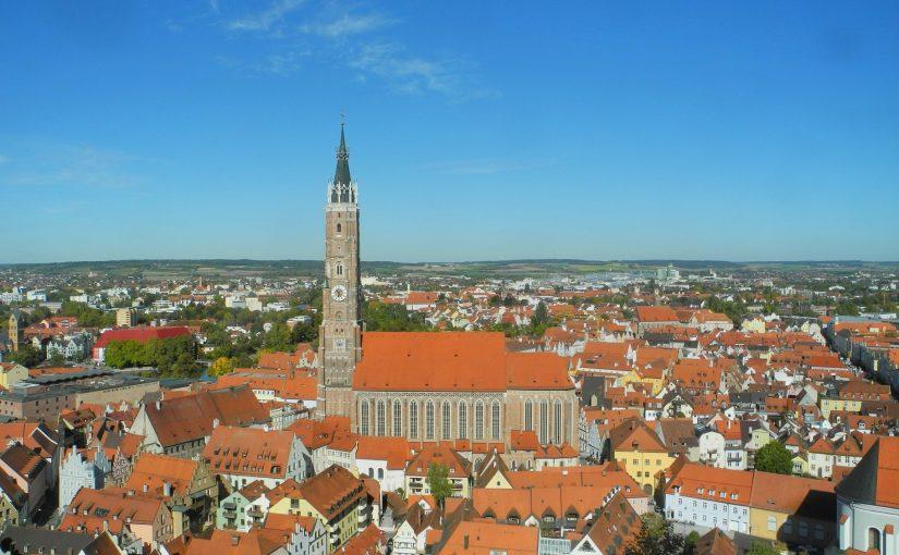 Jahresausflug nach Landshut